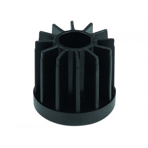 THREADED BUSHING FOR ROUND TUBE Ø48.3x2.5 - M16