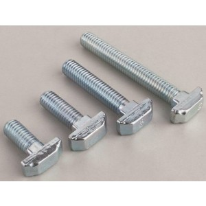 HAMMER HEAD SCREW - SLOT 10 | M8x40